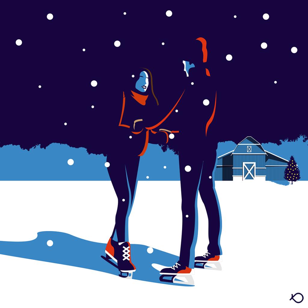 Snow Skaters