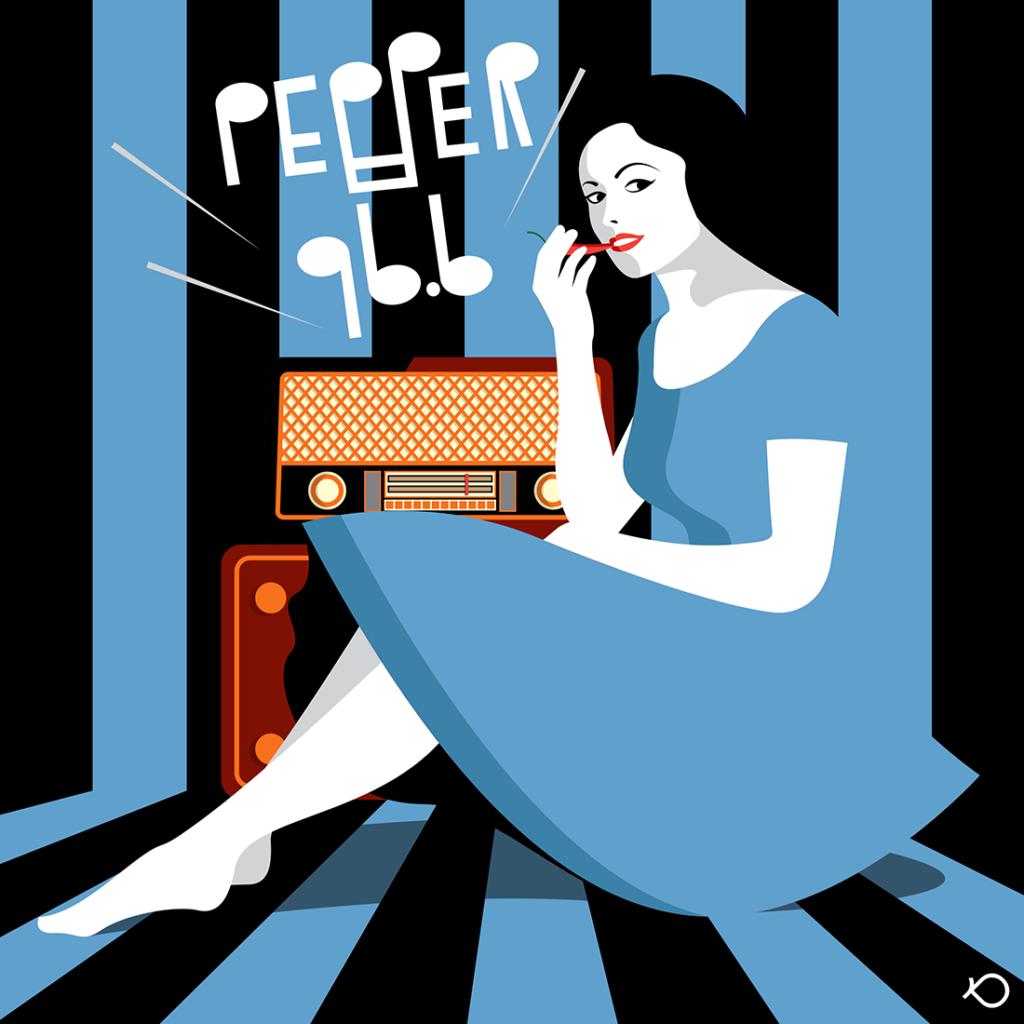 Radio Woman